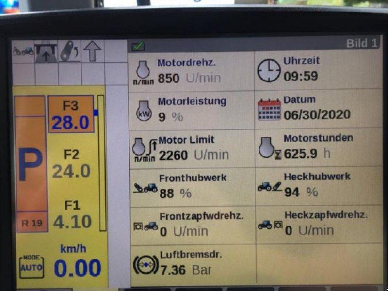 Traktor des Typs New Holland T6.175 AC, Vorführmaschine in Burgkirchen (Bild 2)