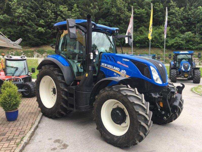 Traktor des Typs New Holland T6.175 AC, Vorführmaschine in Burgkirchen (Bild 6)