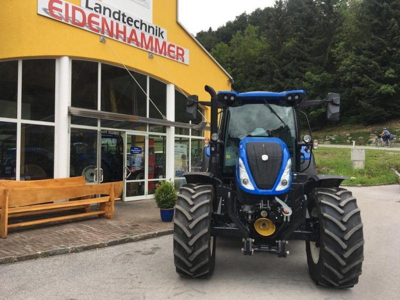 Traktor des Typs New Holland T6.175 AC, Vorführmaschine in Burgkirchen (Bild 1)