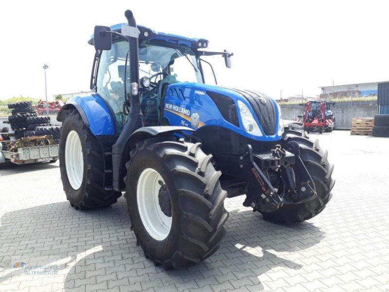 Traktor des Typs New Holland T6.175 AC, Gebrauchtmaschine in Altenberge (Bild 1)