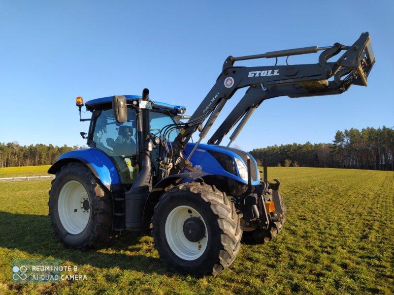 Traktor des Typs New Holland T6.175 Auto Comand, Gebrauchtmaschine in Neuhof-Zenn (Bild 1)