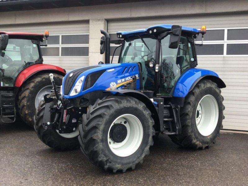 Traktor des Typs New Holland T6.175 Auto Command SideWinder II, Gebrauchtmaschine in Traberg (Bild 1)