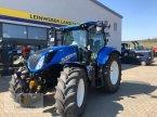 Traktor des Typs New Holland T6.175 DC Demo 2019 in Neuhof - Dorfborn