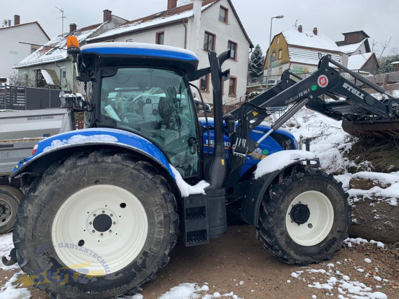 Traktor typu New Holland T6.175 Dynamic Command, Gebrauchtmaschine v Lindenfels-Glattbach (Obrázok 1)