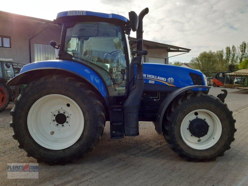 Traktor типа New Holland T6.175 Elektro Command, Gebrauchtmaschine в Landau/Isar  (Фотография 1)