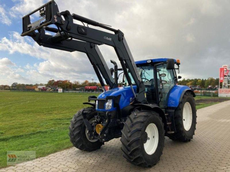 Traktor типа New Holland T6.175 MIT FRONTLADER & FZW, Neumaschine в Oyten (Фотография 1)