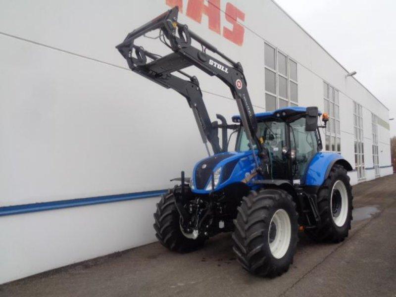 Traktor типа New Holland T6.175, Gebrauchtmaschine в Langenau (Фотография 1)