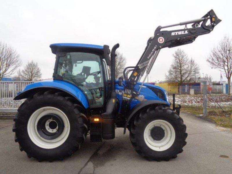 Traktor типа New Holland T6.175, Gebrauchtmaschine в Langenau (Фотография 8)