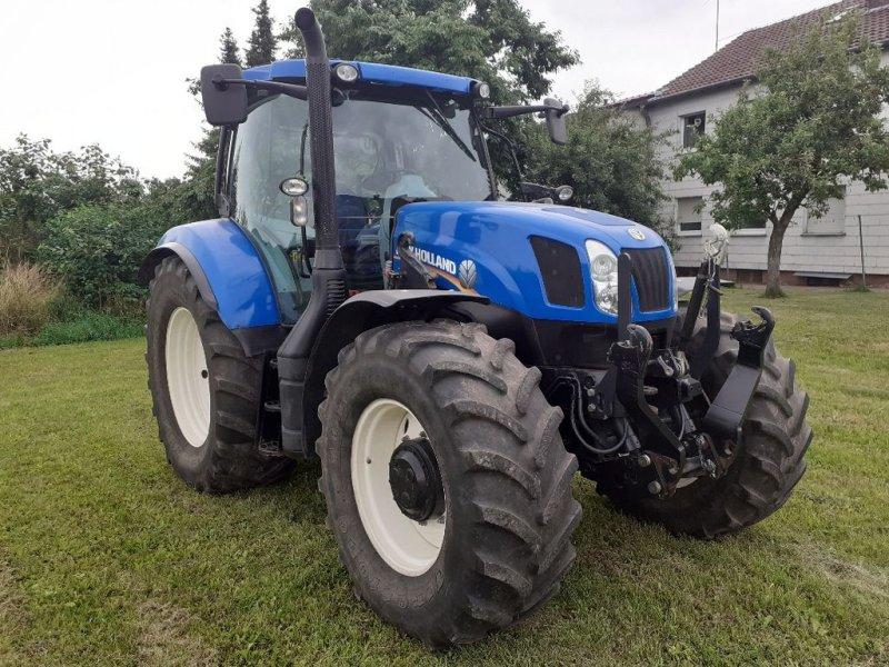 Traktor des Typs New Holland T6.175, Gebrauchtmaschine in Nieheim Kreis Höxter (Bild 1)
