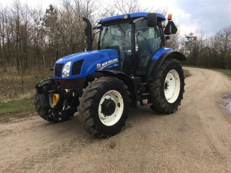 Traktor typu New Holland T6.175, Gebrauchtmaschine w Bording (Zdjęcie 1)