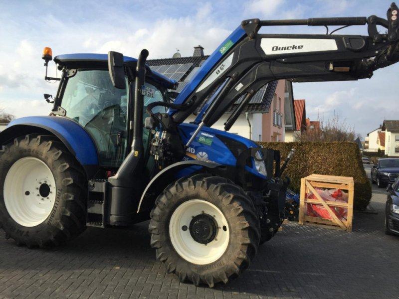 Traktor a típus New Holland T6.175AC TMR, Neumaschine ekkor: Gießen (Kép 1)