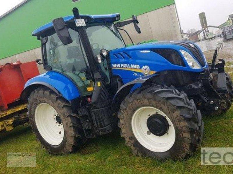 Traktor des Typs New Holland T6.175AC, Vorführmaschine in Rees (Bild 5)