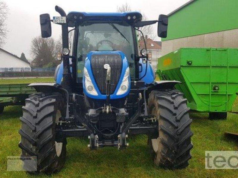 Traktor des Typs New Holland T6.175AC, Vorführmaschine in Rees (Bild 9)