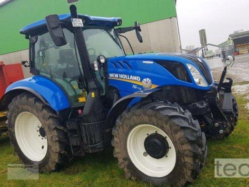 Traktor des Typs New Holland T6.175AC, Vorführmaschine in Rees (Bild 7)