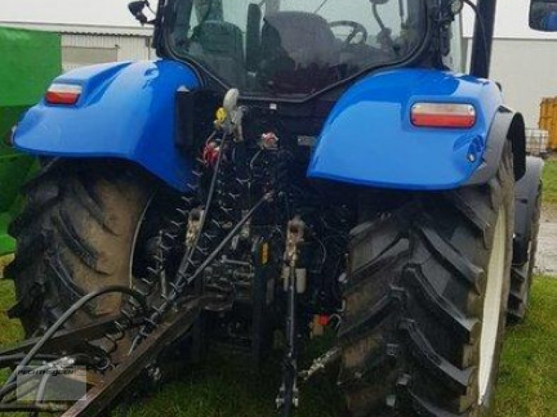 Traktor des Typs New Holland T6.175AC, Vorführmaschine in Rees (Bild 3)