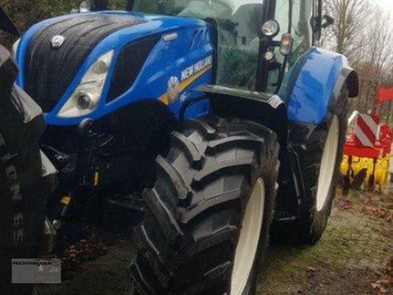 Traktor des Typs New Holland T6.175DC, Vorführmaschine in Rees (Bild 1)