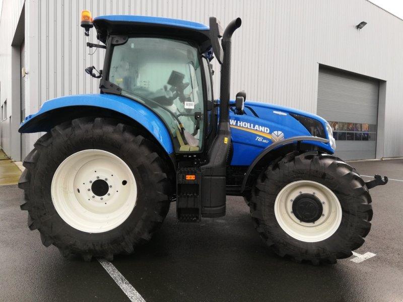 Traktor του τύπου New Holland T6.180 AC S5, Gebrauchtmaschine σε TREMEUR (Φωτογραφία 1)