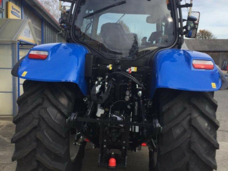 Traktor des Typs New Holland T6.180 AC Stufenlos 250Std. 175PS 6 Zylinder 50km/h FL FH FZ, Gebrauchtmaschine in Amerbach (Bild 11)