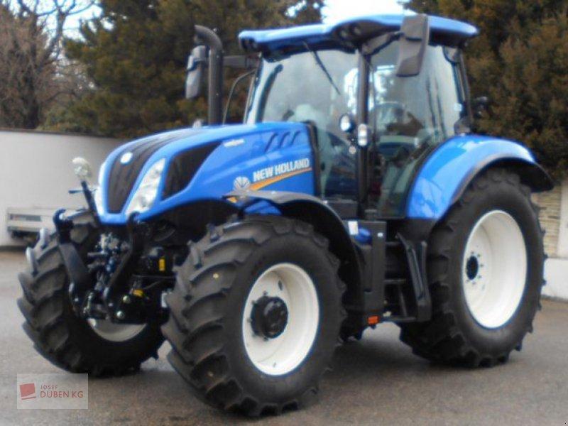 Traktor des Typs New Holland T6.180 Auto Command SideWinder II (Stage V), Neumaschine in Ziersdorf (Bild 1)
