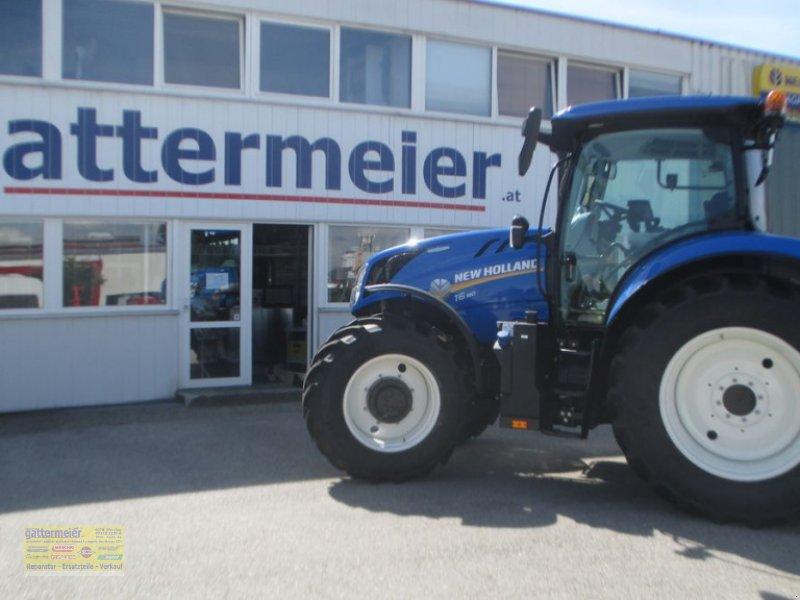 Traktor типа New Holland T6.180 Auto Command SideWinder II (Stage V), Neumaschine в Eferding (Фотография 1)