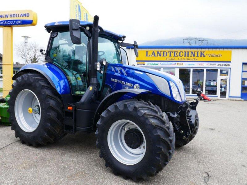 Traktor des Typs New Holland T6.180 Auto Command SideWinder II, Gebrauchtmaschine in Villach (Bild 1)