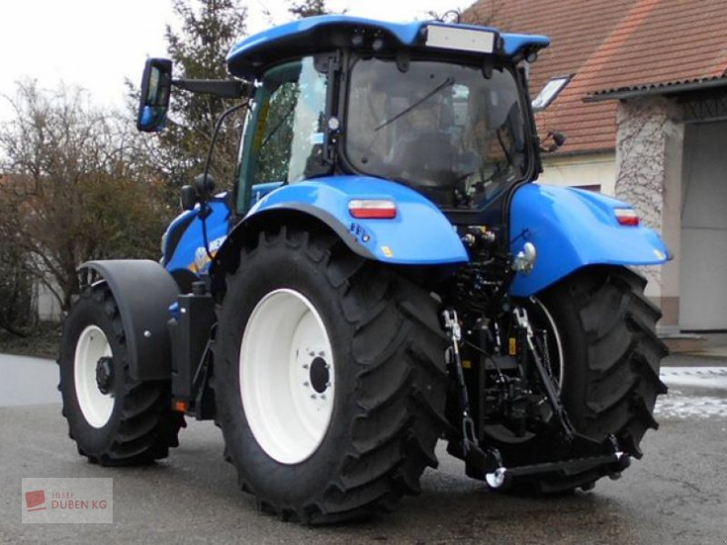 Traktor des Typs New Holland T6.180 Auto Command, Neumaschine in Ziersdorf (Bild 4)