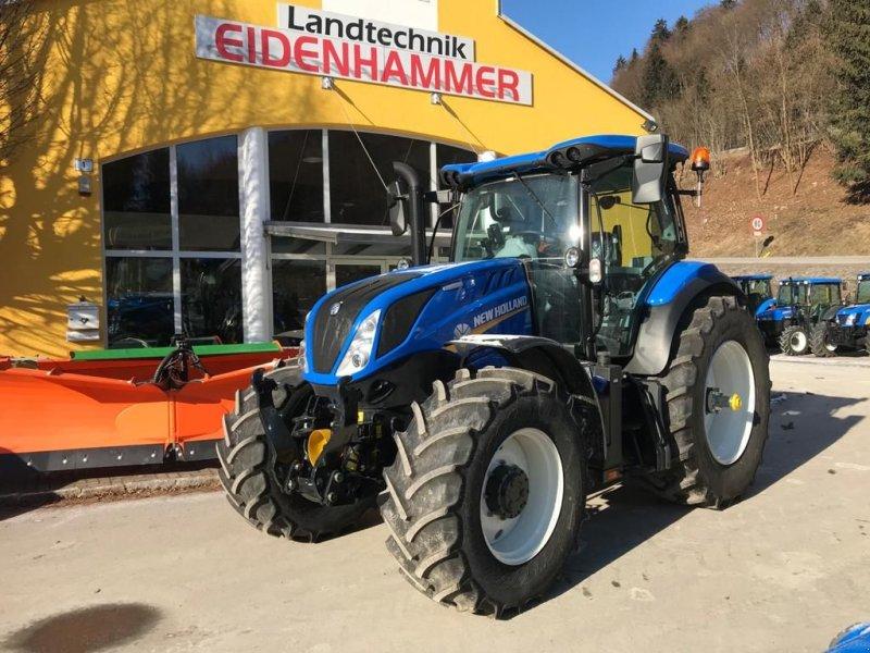 Traktor des Typs New Holland T6.180 DC, Neumaschine in Burgkirchen (Bild 1)