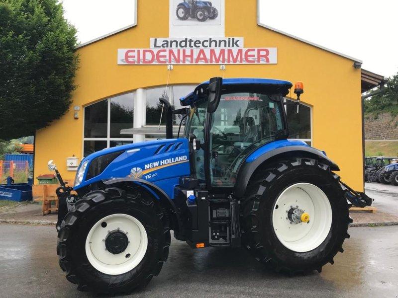Traktor типа New Holland T6.180 DC, Vorführmaschine в Burgkirchen (Фотография 1)