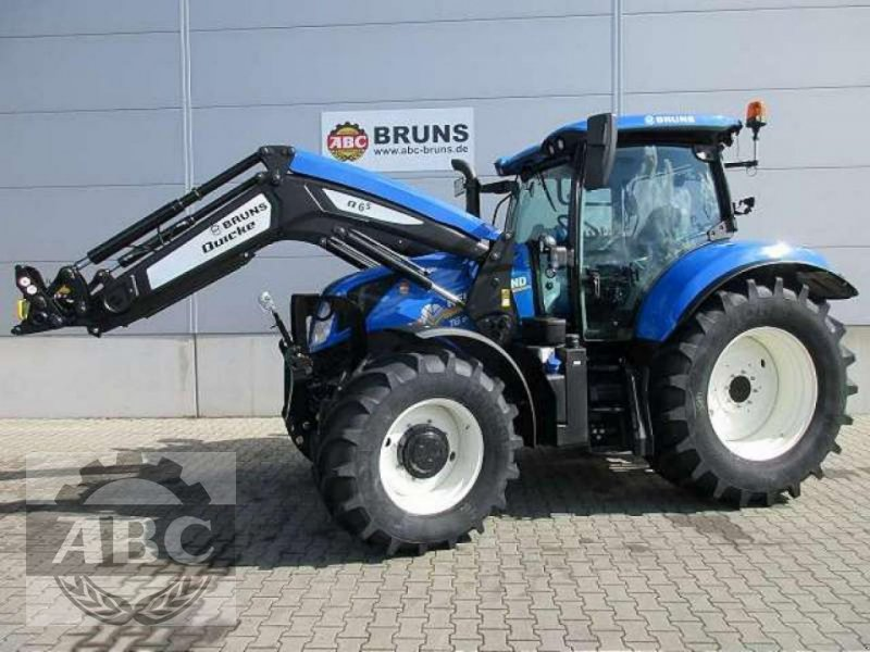 Traktor a típus New Holland T6.180 DYNAMIC COMMA, Neumaschine ekkor: Rhede/Brual (Kép 1)