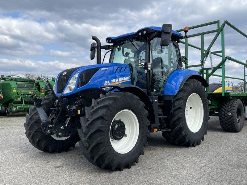 Traktor tip New Holland T6.180 dynamic command, Gebrauchtmaschine in BENNEKOM (Poză 1)