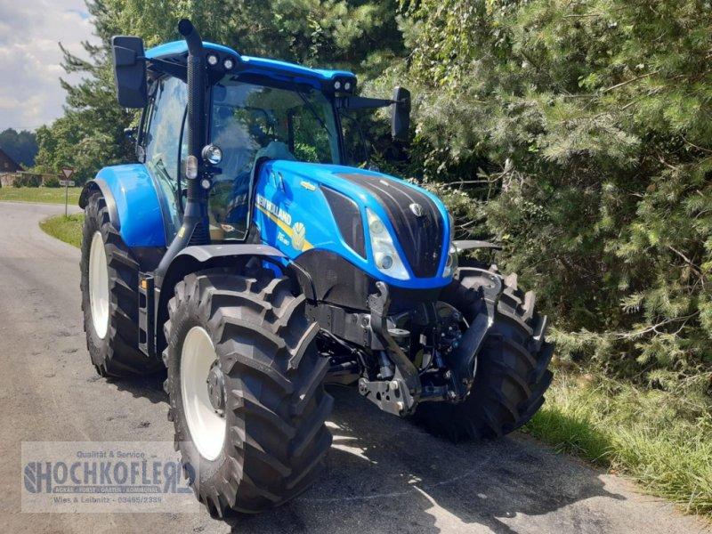 Traktor des Typs New Holland T6.180, Neumaschine in Wies (Bild 1)