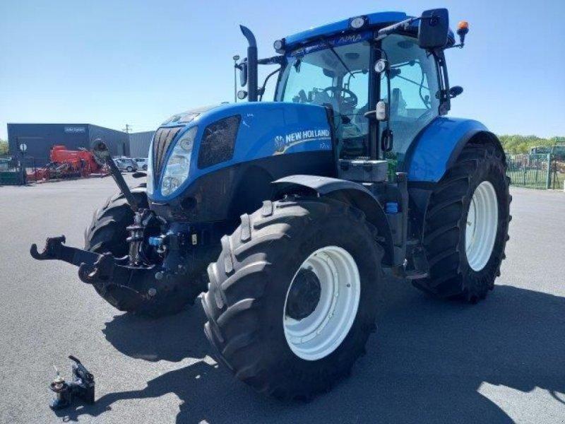 Traktor типа New Holland T7-170, Gebrauchtmaschine в LES ESSARTS (Фотография 1)