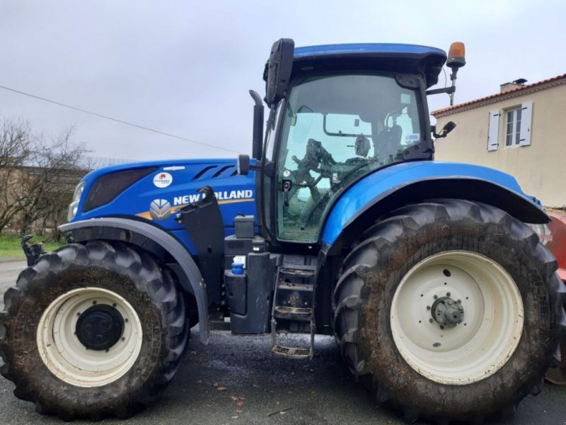 Traktor типа New Holland T7-190, Gebrauchtmaschine в le pallet (Фотография 1)