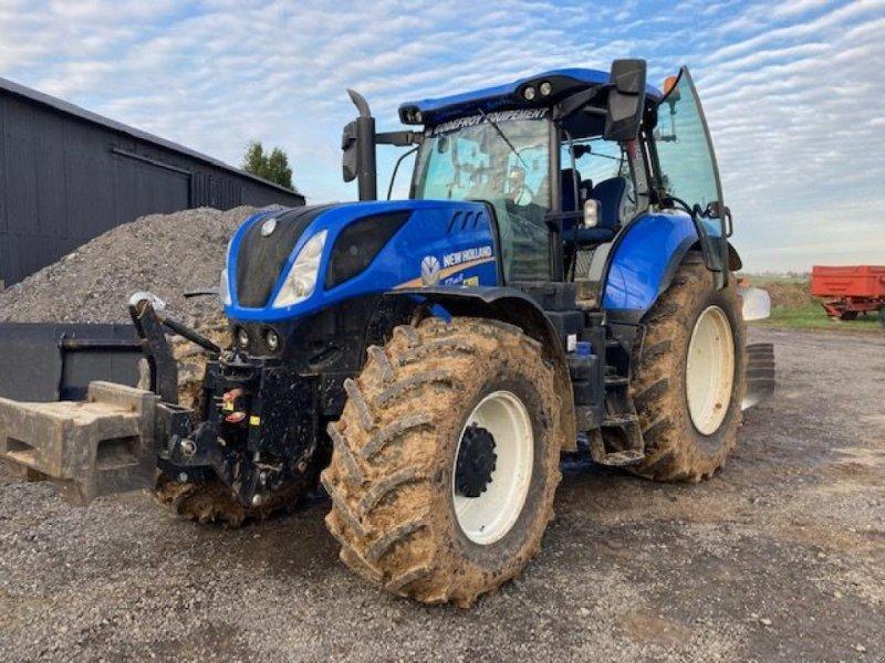Traktor des Typs New Holland T7 195 S, Gebrauchtmaschine in Ste Catherine (Bild 1)