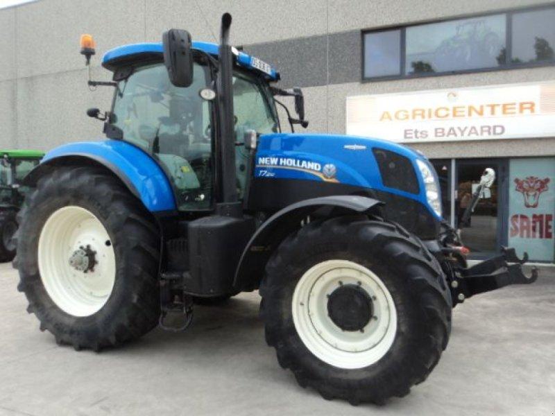 Traktor типа New Holland T7 - 210, Gebrauchtmaschine в MOULLE (Фотография 1)