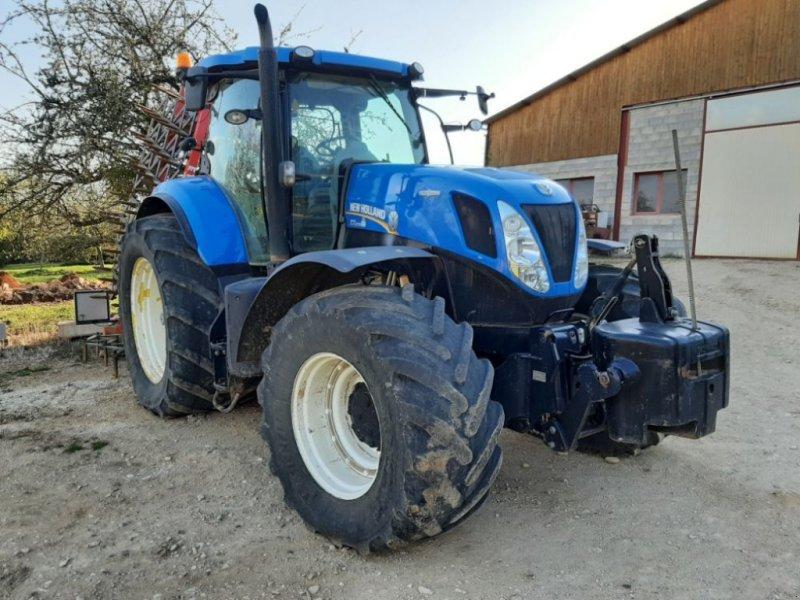 Traktor типа New Holland T7-270, Gebrauchtmaschine в CHAUMONT (Фотография 1)