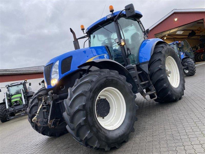 Traktor a típus New Holland T7030 PÅ VEJ HJEM!, Gebrauchtmaschine ekkor: Aalestrup (Kép 1)