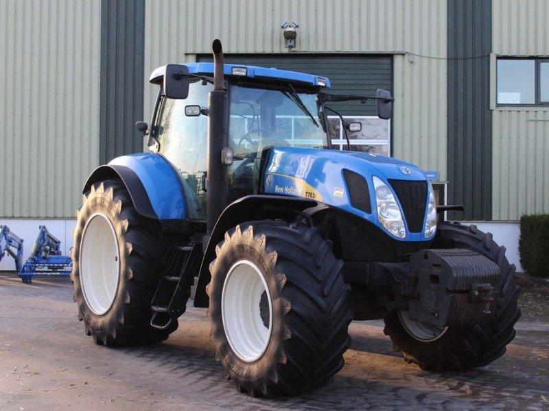 Traktor typu New Holland T7030 Power Command, Gebrauchtmaschine w BANT (Zdjęcie 1)