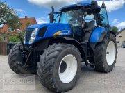 Traktor типа New Holland T7040 Allrad, Gebrauchtmaschine в Bramsche