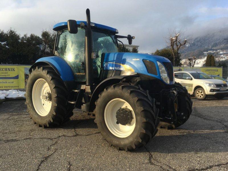 Traktor des Typs New Holland T7040 Auto Command, Gebrauchtmaschine in Villach (Bild 1)