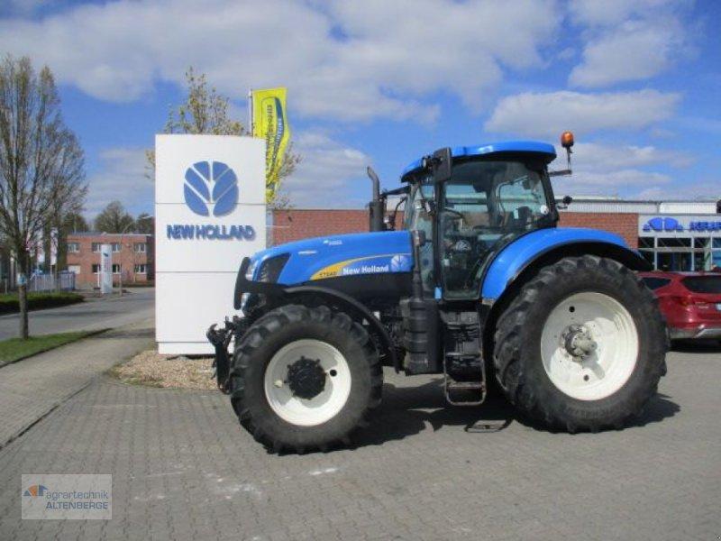 Traktor tip New Holland T7040 AutoCommand, Gebrauchtmaschine in Altenberge (Poză 1)