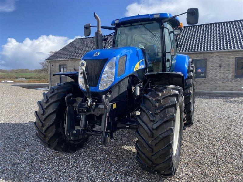 Traktor a típus New Holland T7040 FRONTLIFT Luftanlæg, Gebrauchtmaschine ekkor: Vejle (Kép 1)
