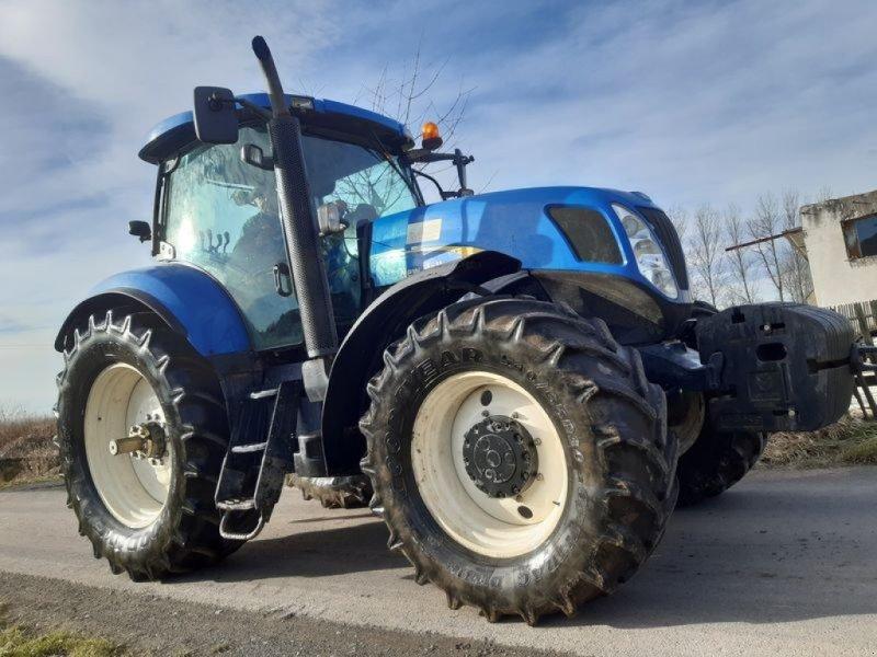 Traktor des Typs New Holland T7040, Gebrauchtmaschine in MARKERSDORF (Bild 1)