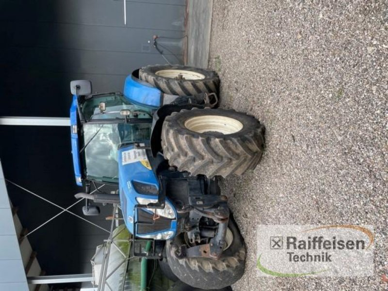 Traktor a típus New Holland T7040, Gebrauchtmaschine ekkor: Wanderup (Kép 1)