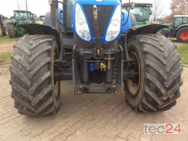 Traktor des Typs New Holland T7040, Gebrauchtmaschine in Goldberg (Bild 7)
