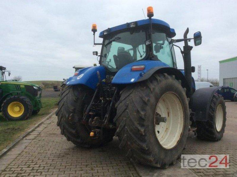 Traktor des Typs New Holland T7040, Gebrauchtmaschine in Goldberg (Bild 9)