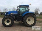 Traktor des Typs New Holland T7040, Gebrauchtmaschine in Goldberg