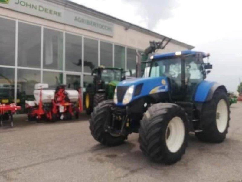 Traktor des Typs New Holland t7050, Gebrauchtmaschine in ORZIVECCHI (Bild 1)