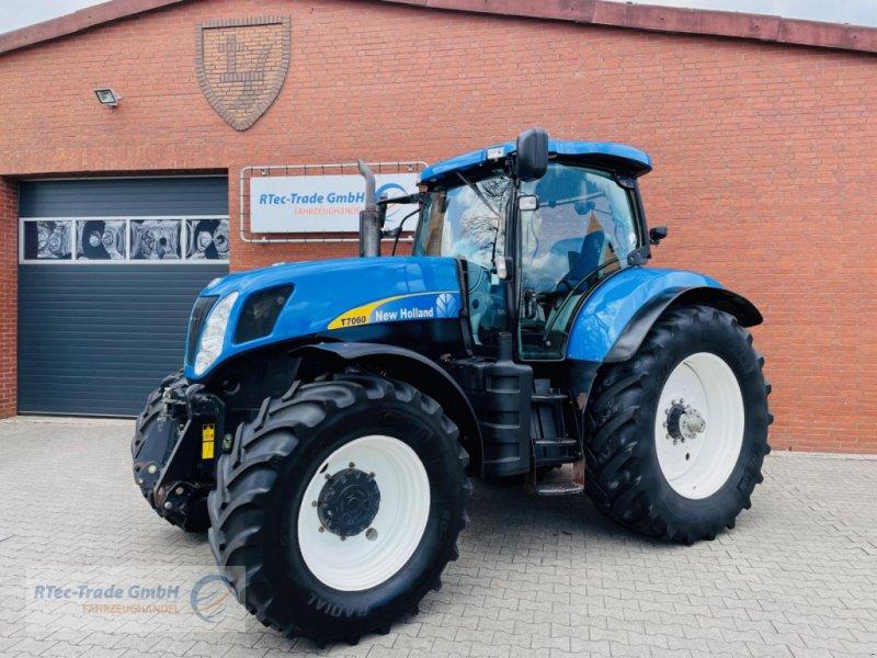 Traktor tip New Holland T7060 PC Power Command, Gebrauchtmaschine in Niedersachsen - Haren (Ems) (Poză 1)