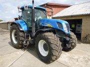 Traktor typu New Holland T7060 SIDEWINNER og masser af udstyr., Gebrauchtmaschine w Skive